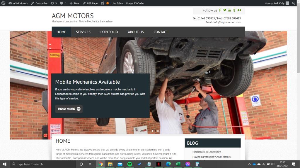 AGM Motors