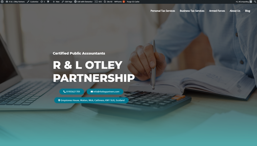 R & L Otley Partnership